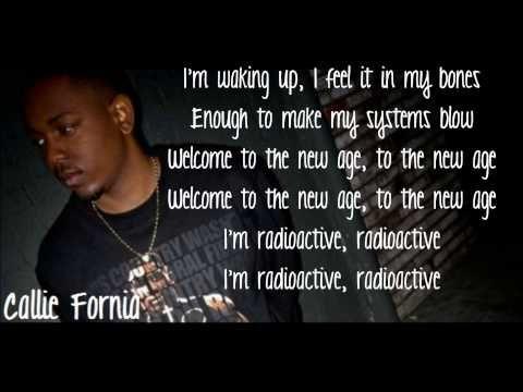 Imagine Dragons ft. Kendrick Lamar - Radioactive Remix [Lyrics + HD] - YouTube