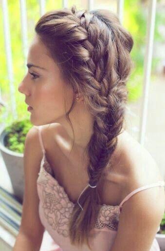 Beautiful things: Cabelo - tranças