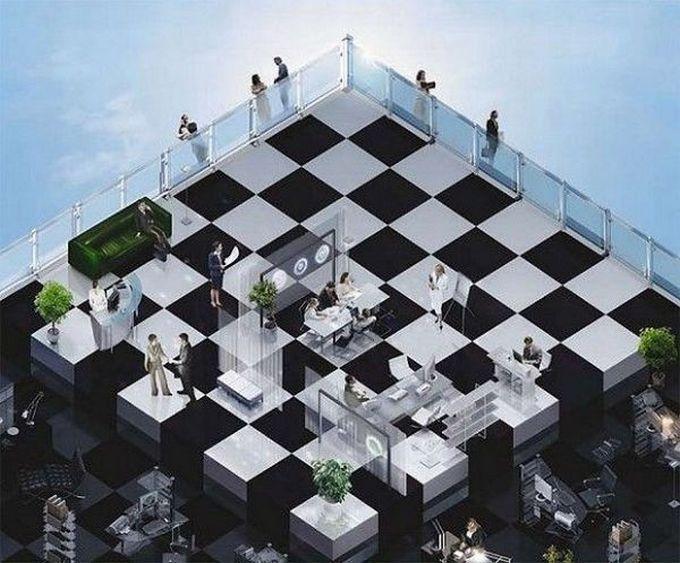 optical illusions | Optical visual illusions