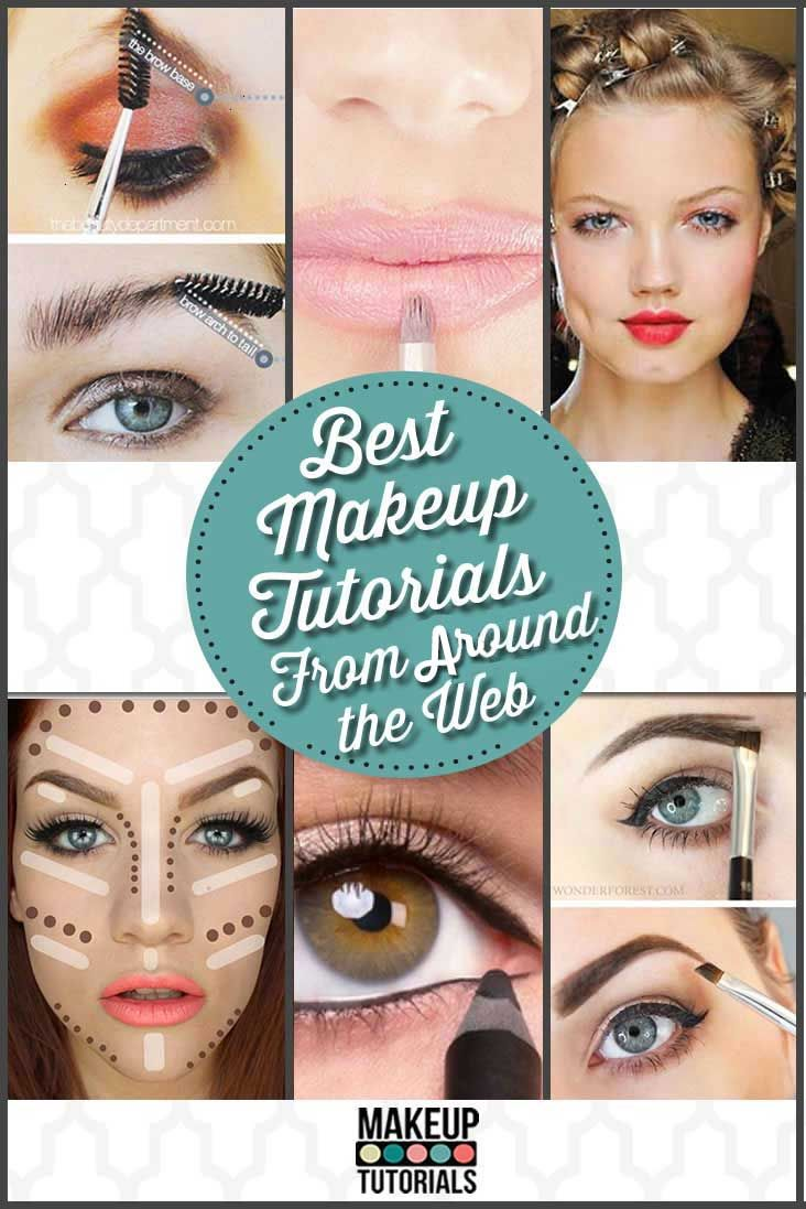 The Best of Makeup Tutorials: Looking Back At 2015