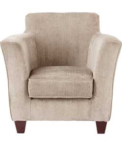 kelly fabric chair mink interiors lounge. Black Bedroom Furniture Sets. Home Design Ideas