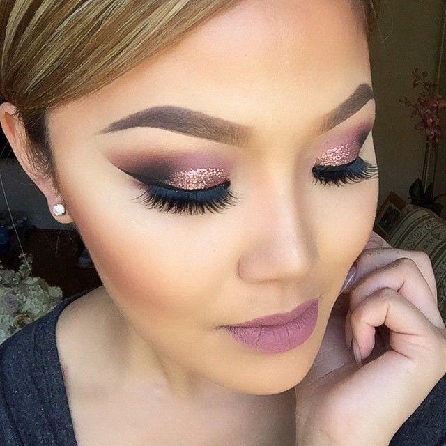 Wendy Tran @berry_wendy #makeupoftheday...Instagram photo | Websta (Webstagram)