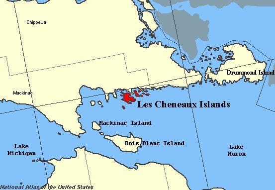 Les Cheneaux Islands - Wikipedia, the free encyclopedia