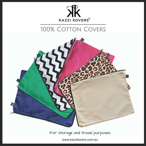 100% Cotton Storage covers for your treasured handbags, wallets and clutches. Breathable. Bold. Beautiful.
