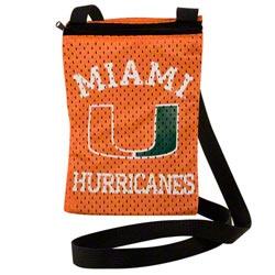 Miami Hurricanes Game Day Purse $12.99 http://www.fansedge.com/Miami-Hurricanes-Game-Day-Purse-_1499137309_PD.html?social=pinterest_pfid47-16507
