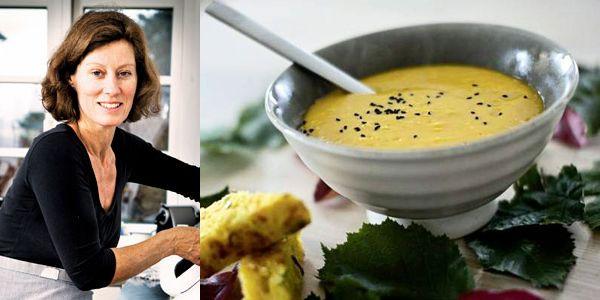 Датская кухня - рецепт приготовления супа из тыквы #Denmark #recipes #gastronomy