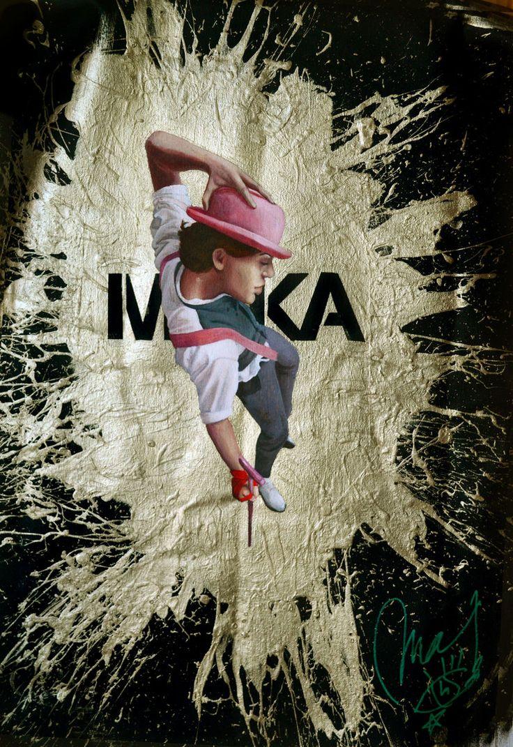 MIKA by ~RainbowMoonJuice on deviantART