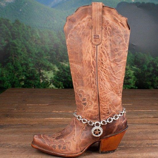 boot bracelets | Home > Accessories > Blazin Roxx Texas Star Boot Bracelet