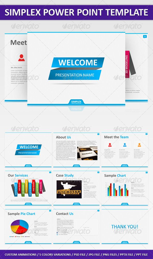 PowerPoint Presentation Template (19)