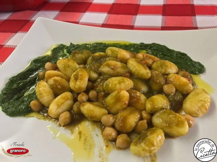 Lo sai che Granoro non è solo pasta? ;)Scopri quali ingredienti ha utilizzato la nostra amica Le Meraviglie di Cicetta per preparare questa gustosa ricetta: http://bit.ly/2r0CtVj
