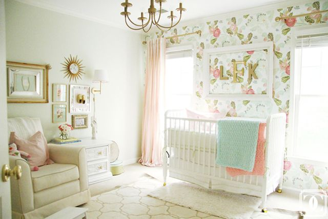 5 Reasons We Can't Get Enough of the Mint-Green Nursery Trend: It Looks Gorgeous with Gold