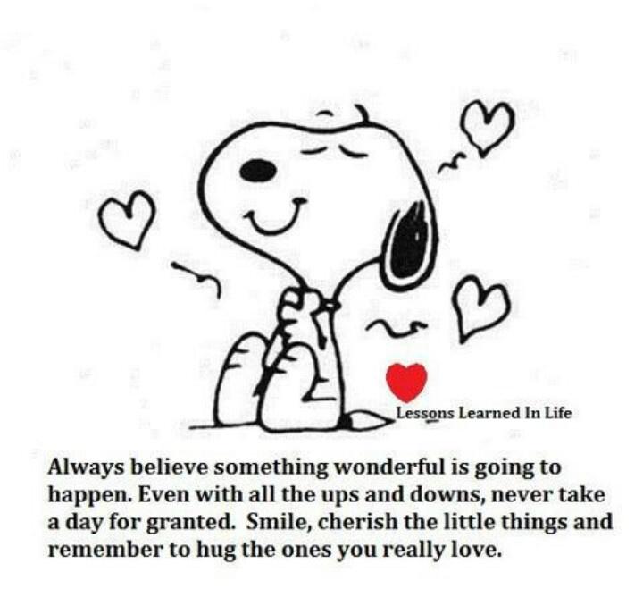 Snoopy Love