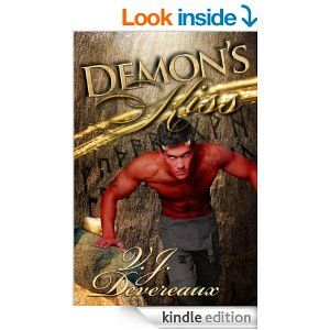 Demon's Kiss (Book of Demons 1) by V. J. Devereaux Kidnapped, Angel Nicholas awakens to find herself in a underground chamber. Spotlighted in that room is the most magnificent specimen of masculine beauty Angel has ever seen. Yet everything she's been taught tells her he can't be what he seems to be. In all her life she's never reacted so strongly to a man. Perhaps it's his pride or his courage in the face of his captivity, because he's just as much a prisoner as she is…