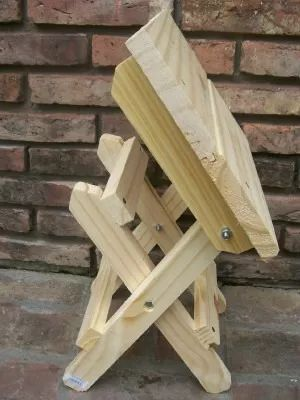 17 mejores ideas sobre mesas plegables de madera en pinterest ...