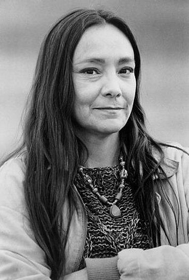 Native American Indian Tantoo Cardinal, 63, beautiful and talented Cree Native American actor.