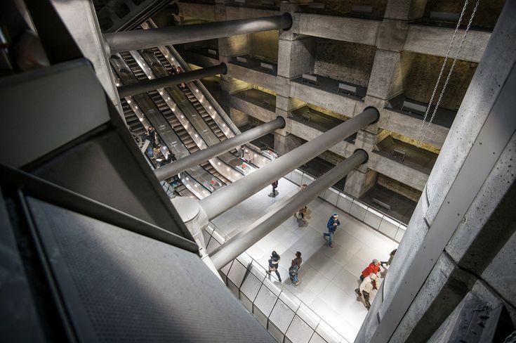 london underground - jubilee line