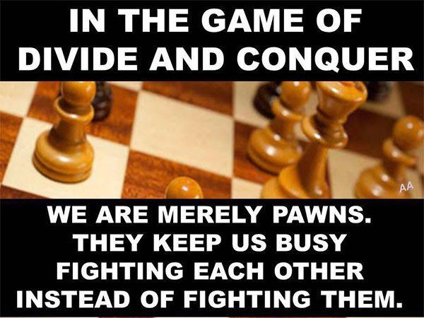 keeping us divided