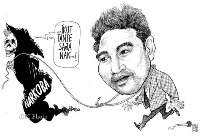 Contoh Gambar Ilustrasi Karikatur Narkoba http://bit.ly/2NHpZOj  #pemandangan #pemandangan indah #pemandangan alam | Gambar, Karikatur,  Ilustrasi