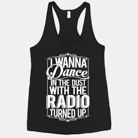 Get your country swagger on with this awesome tank. Show everyone that country life isn't just a choice but it's a choice.