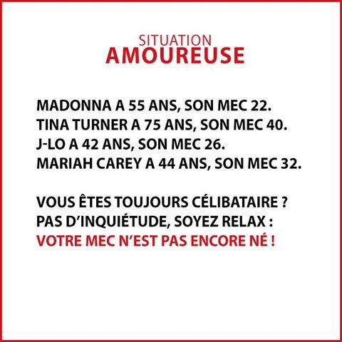 situation amoureuse (humour)