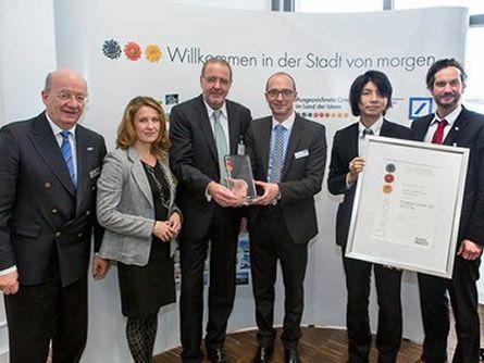 Stadt der Zukunft - SmartCity Living Lab in Kaiserslautern - http://k.ht/4l0