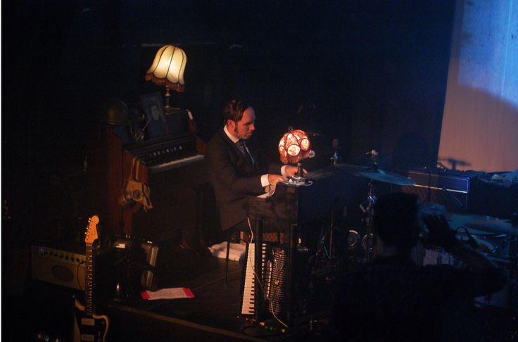 Helge Risa. Folken 2011