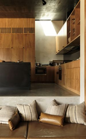 House at Hanging Rock by Kerstin Thompson Architects wins 2014 AIA Robin Boyd…