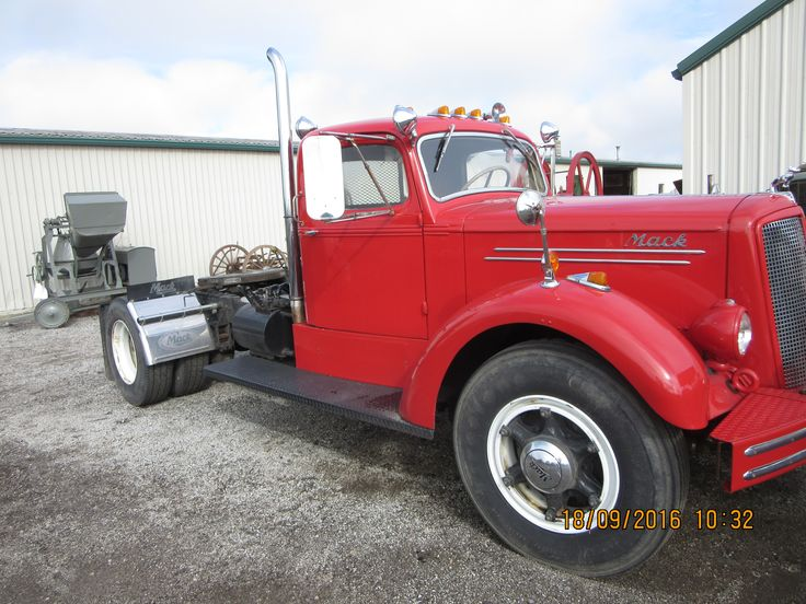 1948 Mack Truck : Best images about my truck pictures on pinterest