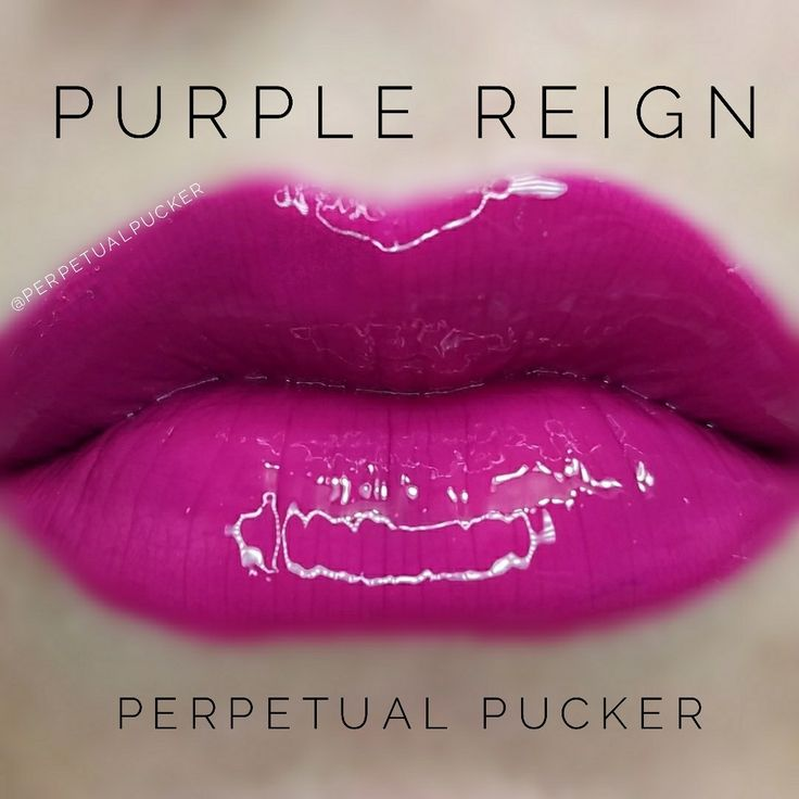 LipSense distributor #228660 @perpetualpucker Purple Reign