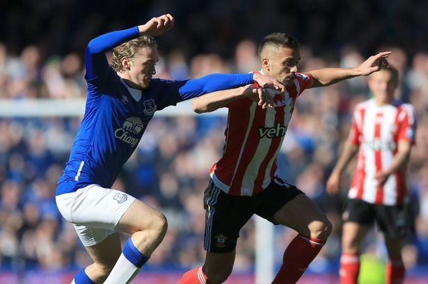 Everton 1-1 Southampton player ratings: Seven-minute cameo earns...: Everton 1-1 Southampton player ratings: Seven-minute cameo… #Everton