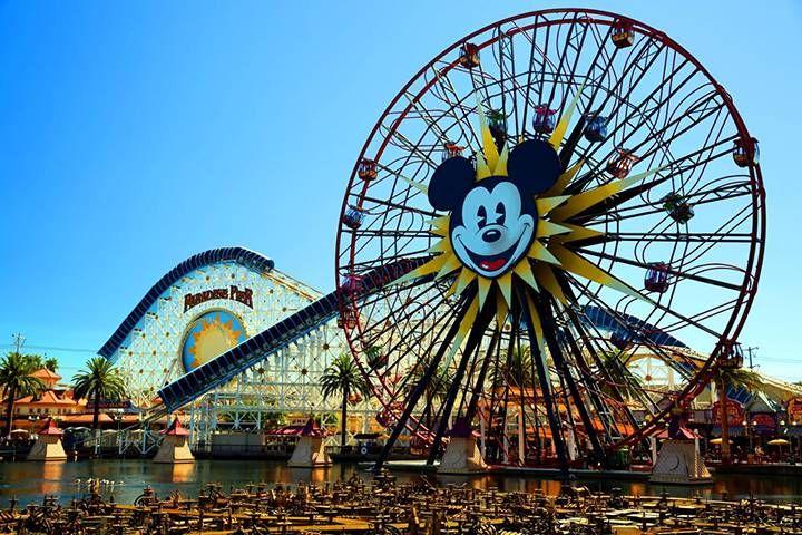 ディズニー・カリフォルニア・アドベンチャー