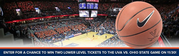 Need tickets to the UVA vs Ohio State game?