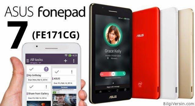 Gadget Update: Spesifikasi dan Harga Asus Fonepad 7 FE171CG