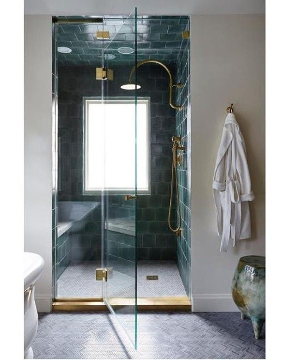"Tile, Stone & Quality Service on Instagram: ""Shower ""wing ..."