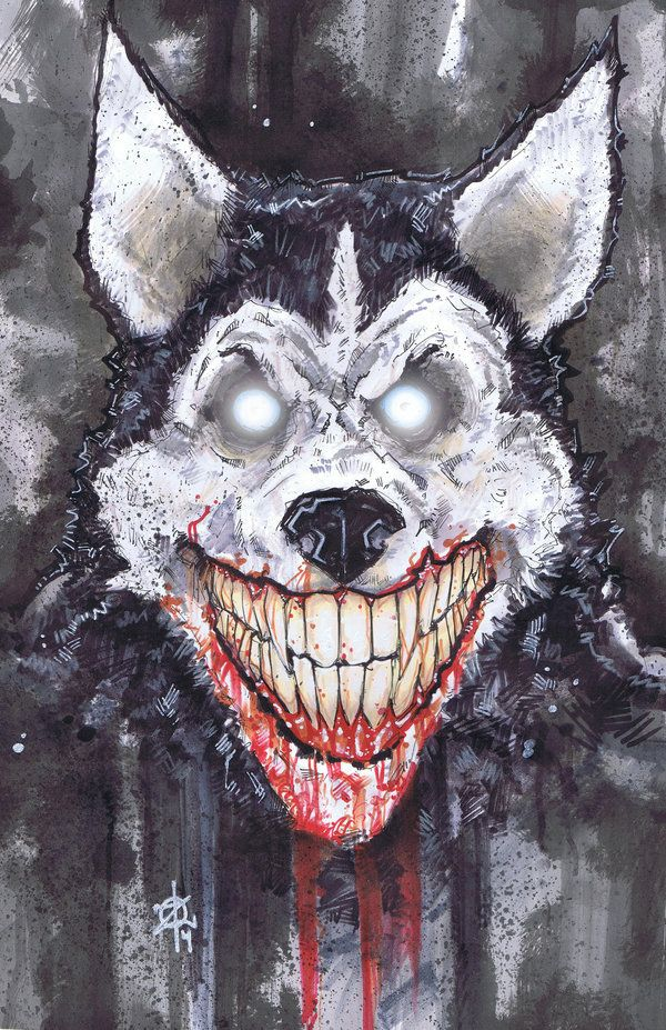 Smile Dog by ChrisOzFulton.deviantart.com on @deviantART #smiledog #creepypasta