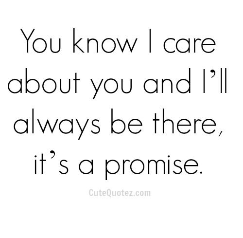 Care Quotes For Her