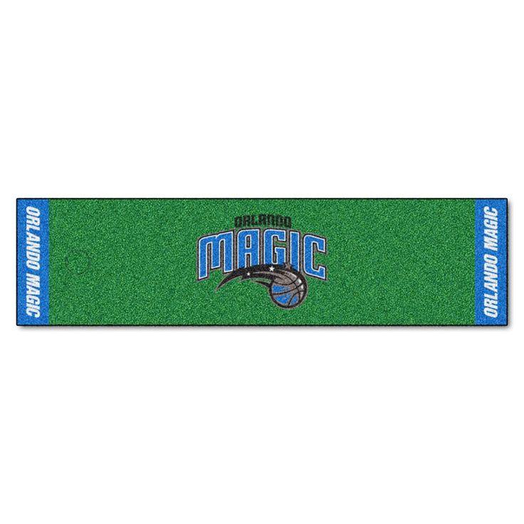 Orlando Magic NBA Putting Green Runner (18x72)