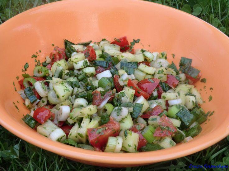 Egyszerű saláta1