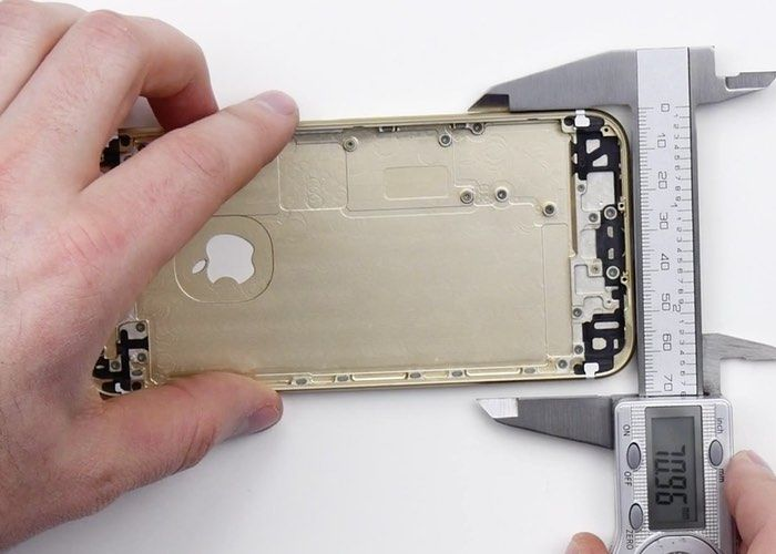 If you cast your mind back to launch of the iPhone 6, you may remember 'Bendgate', the controversy after the larger iPhone 6 Plus phones were actually bending in some owners pockets! It looks …