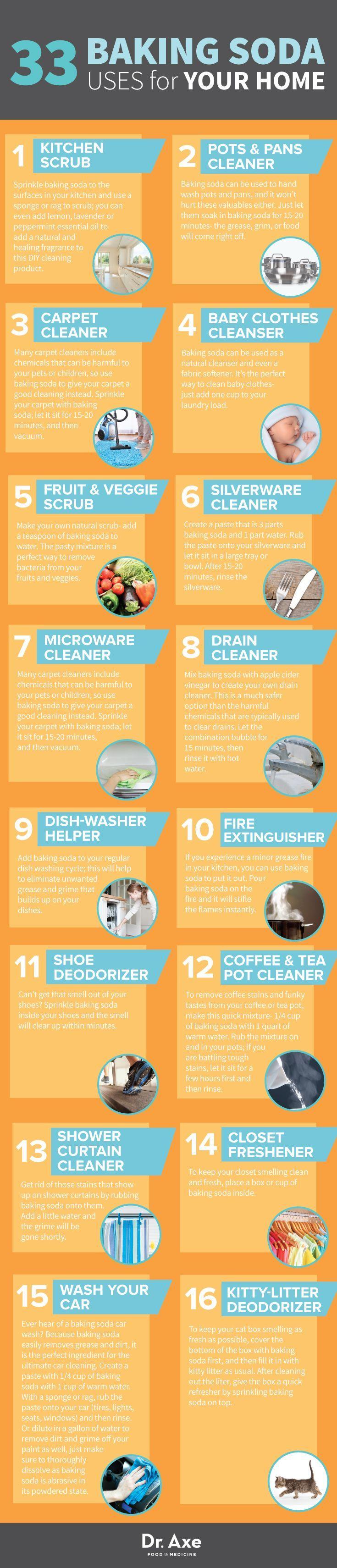 127 best baking soda health benefits images on pinterest baking