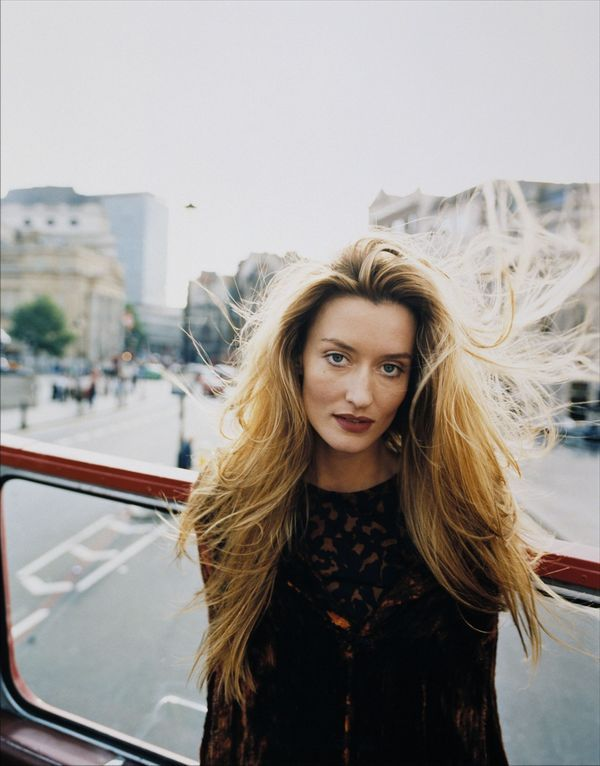 Natascha McElhone. Just finished the last season of Californication!!