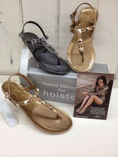 The Shoe Cove: New Arrivals Dannii Minogue Holster sandals