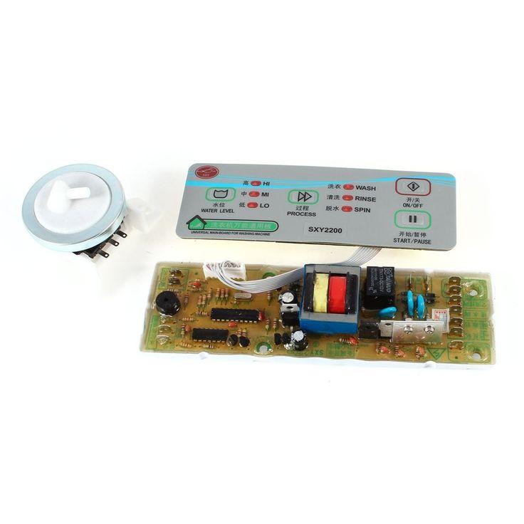 Unique Bargains Replacement Washing Machine SXY2200 Water Level Sensor Universal Board