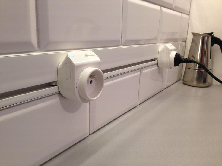 Mobilnie z prądem w kuchni:)