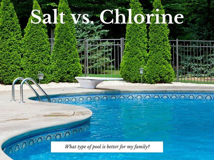The salt vs. chlorine debate is one that has been argued for a long time, with advocates from both sides listing benefits of either. When considering whether you would like a salt water pool or one that makes use of chlorine, the most important things to consider include health, safety, cost and maintenance.