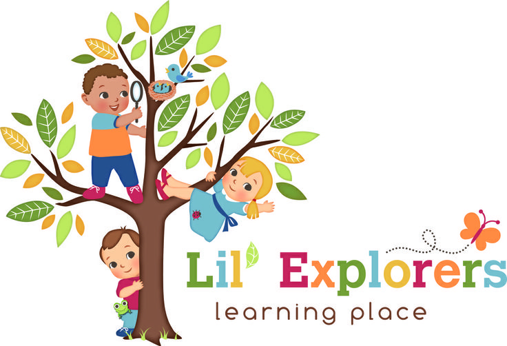 2013 Lil' Explorers - Daycare logo