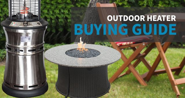 Outdoor Patio Heater Buying Guide