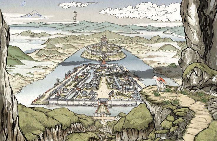 Sei'an City