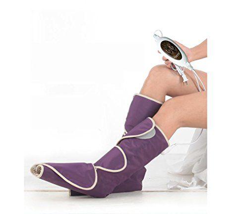 cool HHORD Pies eléctricos y la pierna masaje de la vibración pie de la máquina - Terapia Física de desintoxicación, masaje de acupuntura para promover el metabolismo para el hombre joven y los ancianos