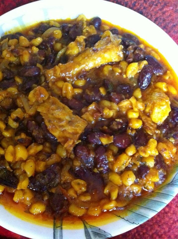 More corn chaff african dishes pinterest for Ail sauvage cuisine